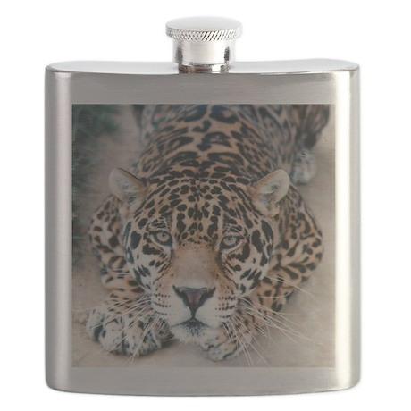 Jaguar Flask