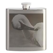 Whooping Crane Flask