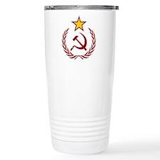 HAMMER SICLE THE STAR Travel Mug