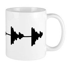 Frequence music Mug
