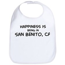 San Benito - Happiness Bib