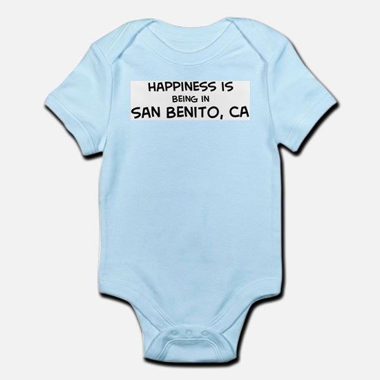 San Benito - Happiness Infant Creeper