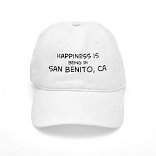 San Benito - Happiness Baseball Cap