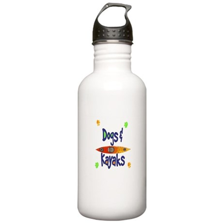 10x10_apparel cafepress.png Stainless Water Bottle