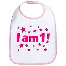 I am 1! Bib
