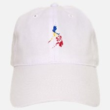 Philippines Flag And Map Baseball Baseball Cap