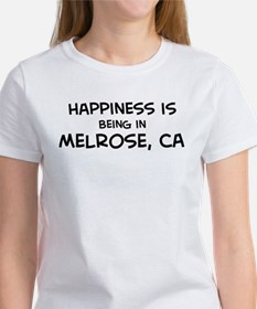 Melrose - Happiness Tee