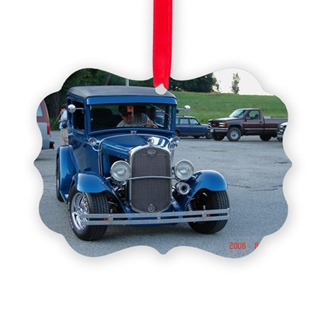 HOT ROD III™ Picture Ornament