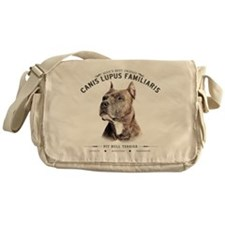 Man's Best Friend Messenger Bag
