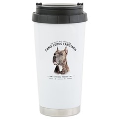 Man's Best Friend Stainless Steel Travel Mug