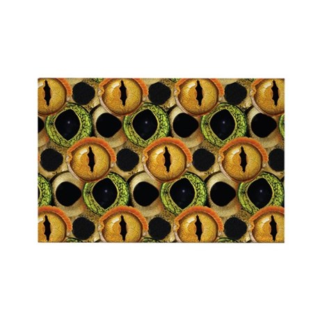 The Eyes Have It! Rectangle Magnet (10 pack)
