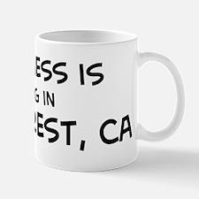 Ridgecrest - Happiness Mug