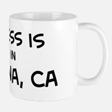 Pasadena - Happiness Mug