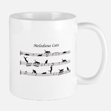 Melodious Cats Mug