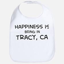 Tracy - Happiness Bib