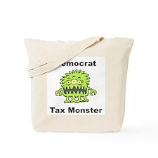 Democrat Tax Monster Tote Bag