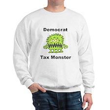 Democrat Tax Monster Sweatshirt
