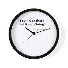 Motivational 2012/07/13 Wall Clock