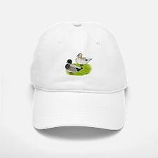 Snowy Call Ducks Cap