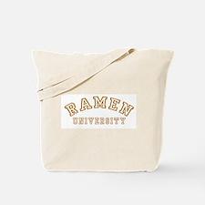 Ramen University Tote Bag