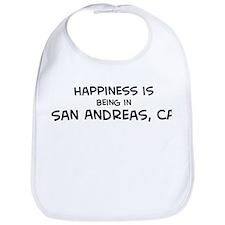 San Andreas - Happiness Bib