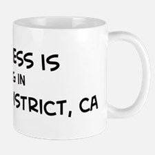 Richmond District - Happiness Mug