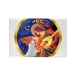 Angel3/Am Eskimo #3 Rectangle Magnet (10 pack)