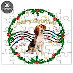 XmasMusic1MC/ Beagle Puzzle