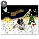 Night Flight/Mastiff 4 Puzzle