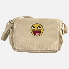 Epic Face! Messenger Bag