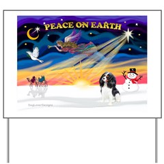 XmasSunrise/Cavalier #6 Yard Sign