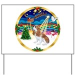 XmasMusic 3/Cavalier F1 Yard Sign