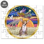 XmasStar/Chihuahua #1 Puzzle