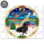 XmasMusic 3/Dachshund 17 Puzzle