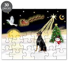 Night Flight/Dobie #1 Puzzle