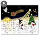 Night Flight/Fox Terrier Puzzle