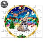 XmasMusic 3/Fr Bulldog #16 Puzzle