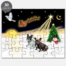 Night Flight/2 Fr Bulldogs Puzzle