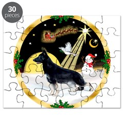 NightFlight-German Shep3 Puzzle