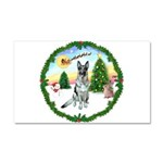 Take Off1/ German Shepherd Car Magnet 20 x 12
