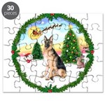 Take Off1/ German Shepherd Puzzle
