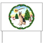 Take Off1/ German Shepherd Yard Sign