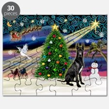 XmasMagic/Black Dane Puzzle