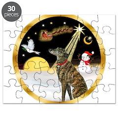Night Flight/Greyhound (brin) Puzzle