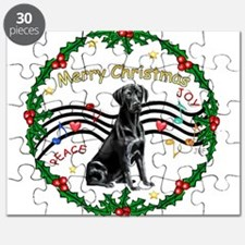 XmasMusic2/Lab (black) Puzzle