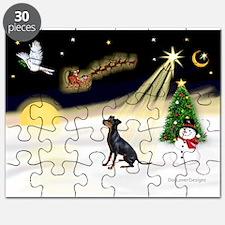 Night Flight/Manchester Puzzle