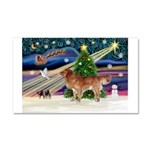 XmasMagic/Nova Scotia Car Magnet 20 x 12