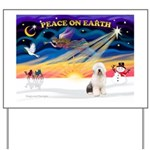 XmasSunrise/OES #3 Yard Sign
