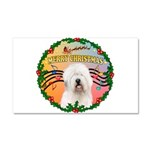 XmasMusic 3/OES #3 Car Magnet 20 x 12