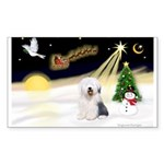Night Flight/OES #2 Sticker (Rectangle 50 pk)